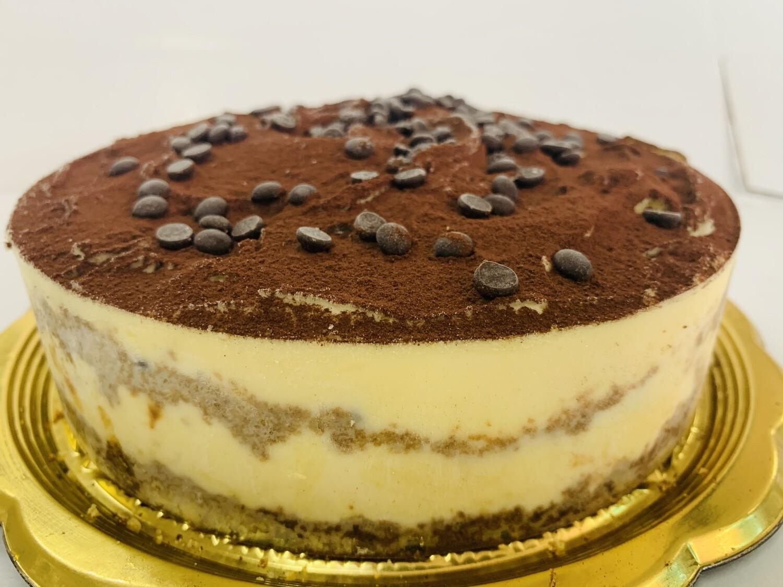 Torta gelato Tiramisù da 1kg (8 - 10 fette)