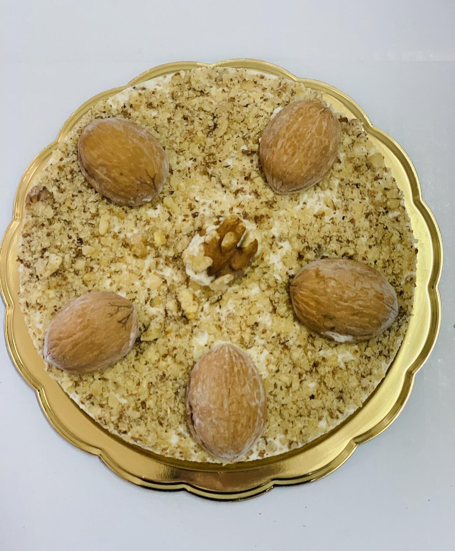 Torta gelato Pesto di Noce Sorrento (6-8 fette)