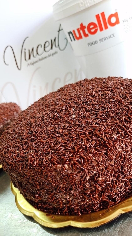 Torta Nutellotto (8 - 10 fette)