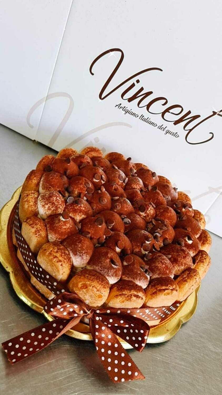 Torta Tiramisù (8 - 10 fette)