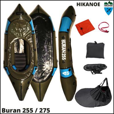 Buran 255 (1er mit Spritzschutz)