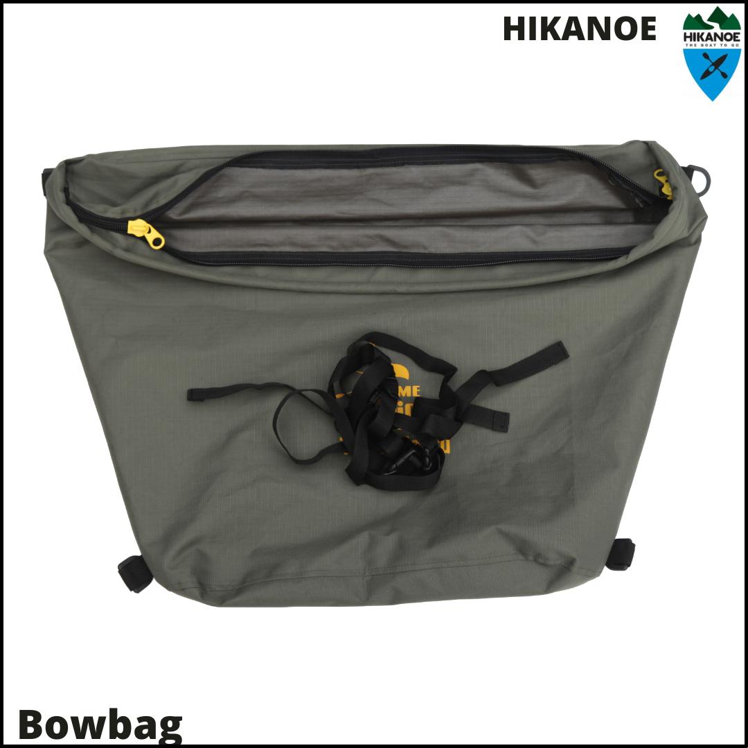 Wasserabweisende Bugtasche / Bowbag