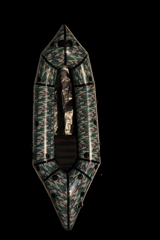 Miete Buran UL (1er Packraft ultralight)