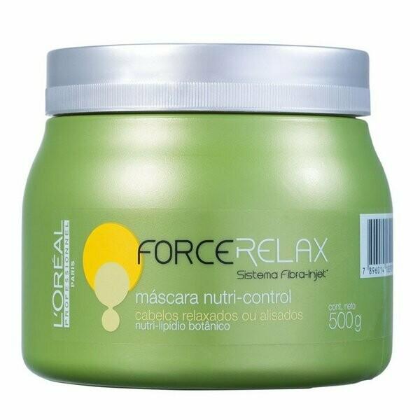 Máscara Force Relax - L'Oréal