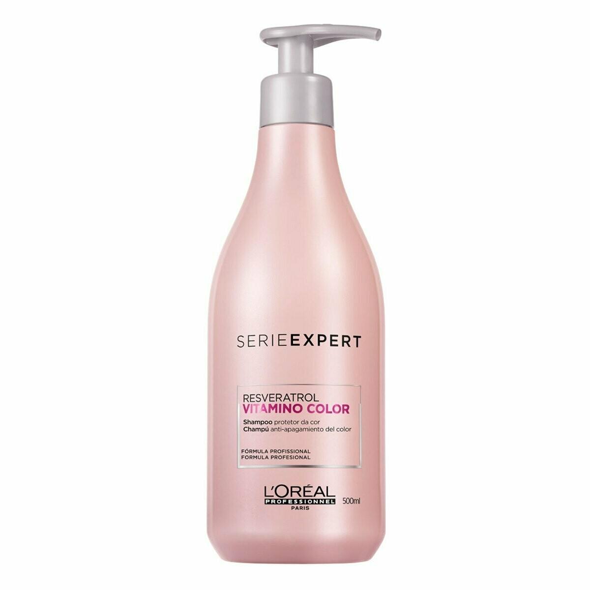 Shampoo Vitamino Color 500 ml - L'Oréal
