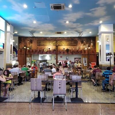 Almoço no Paraguai - Mr Grill