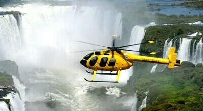 Voo Helicoptero
