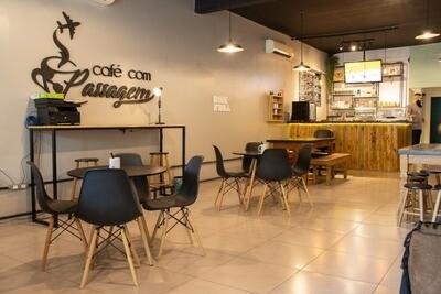 CUPOM DE 20% OFF CAFE COM PASSAGEM