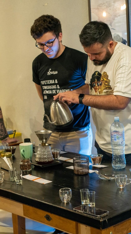 Laboratório do Café
