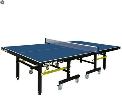 LION COMPETITION TABLE TENNIS TABLE