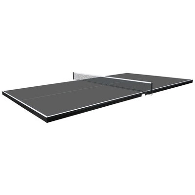 TABLE TENNIS CONVERSION TOP GREY (TOP ONLY)
