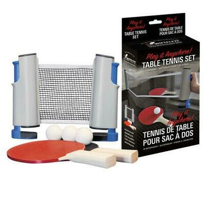 SWIFTFLYTE PLAY IT ANYWHERE TABLE TENNIS SET