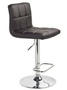MAX GAS LIFT STOOL IN BROWN