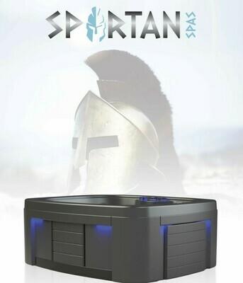 NEW InnovaSpa Spartan Hot Tub