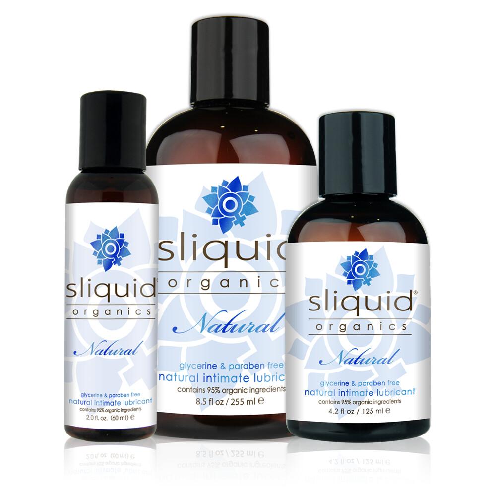 Sliquid Organics Natural Lubricant 8.5oz