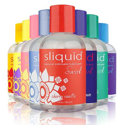 Sliquid Swirl Flavored Lubricant