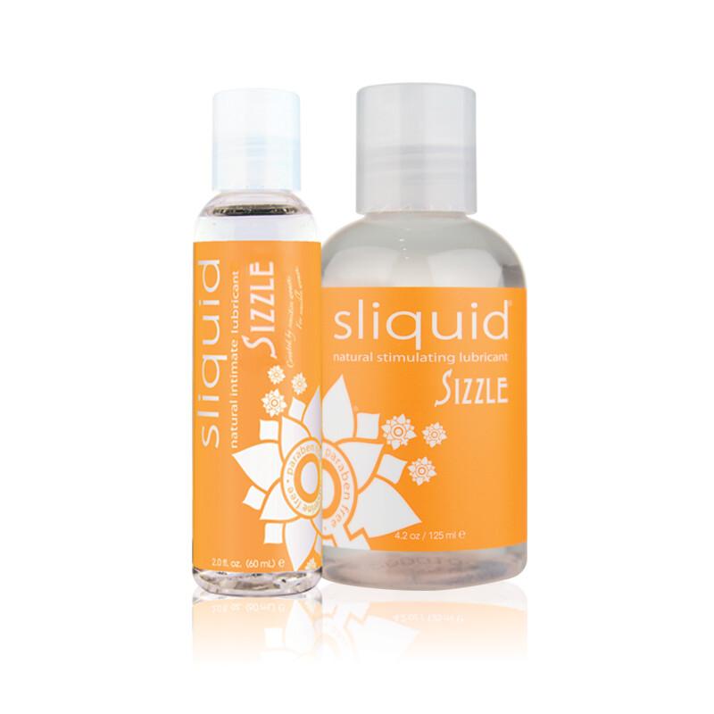 Sliquid Sizzle 2oz