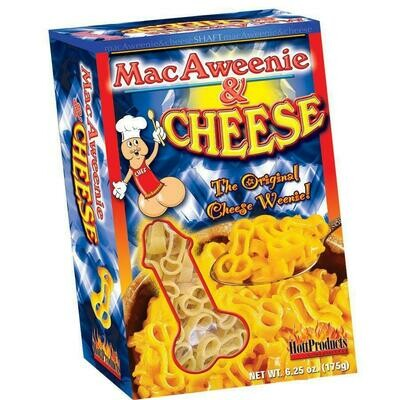 MacAweenie and Cheese