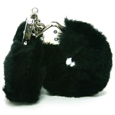Fuzzy Cuffs