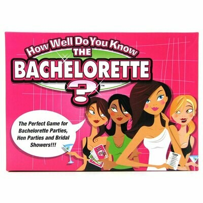 How Well Do You Know The Bachelorette or Bride?