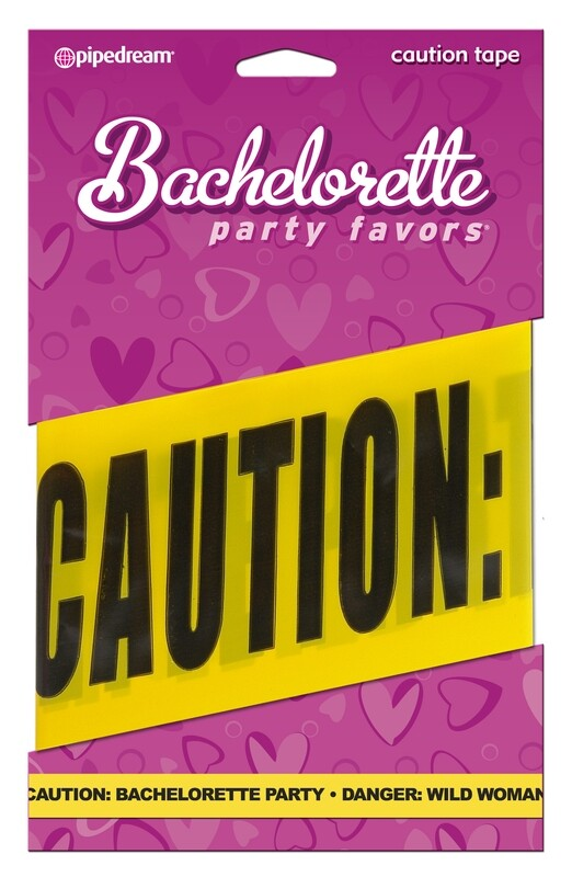 Bachelorette's Out of Control Caution Tape