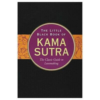 Little Black Kama Sutra Book