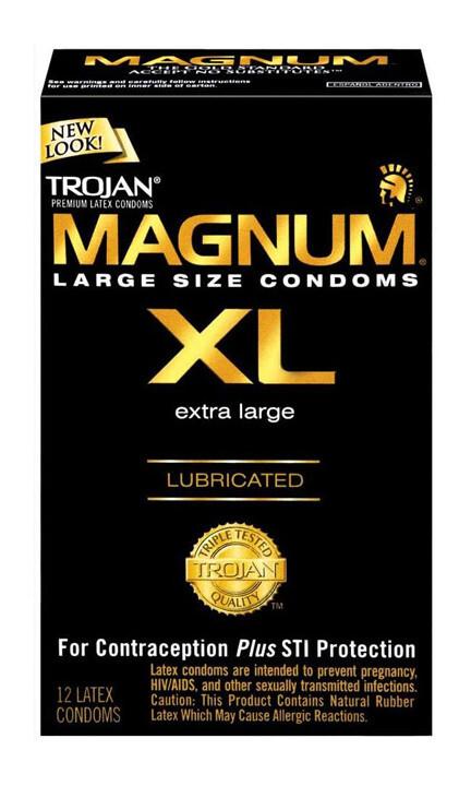 Trojan Magnum XL Condoms