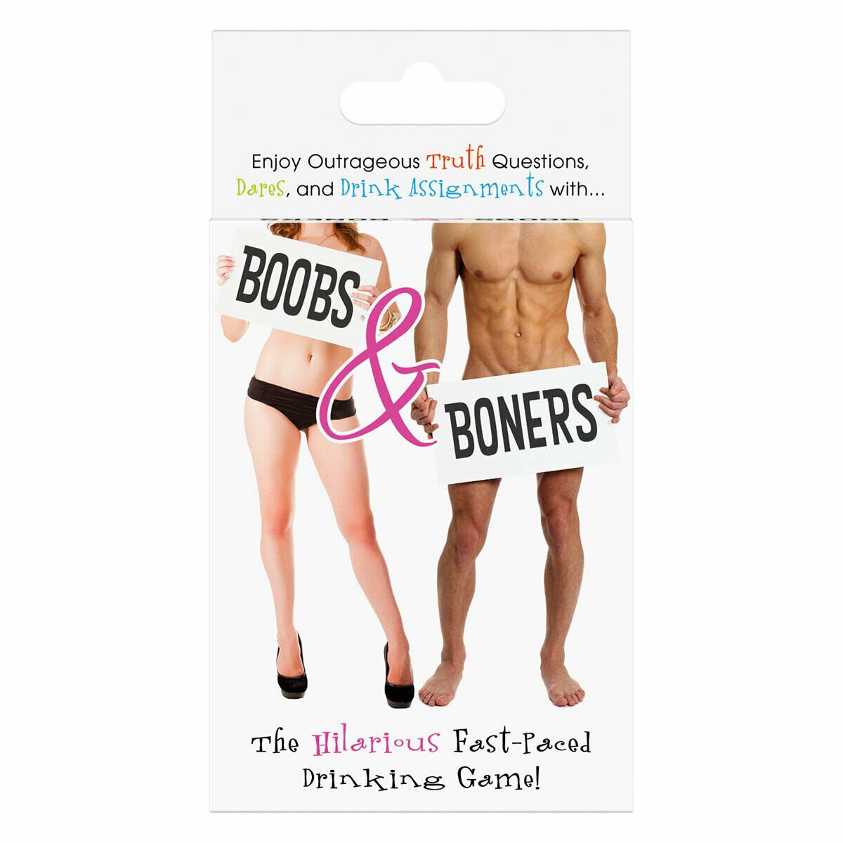 Boobs & Boners Game
