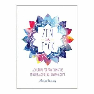 Zen as F*ck Book