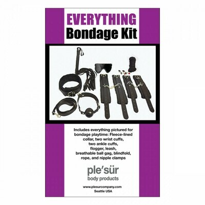 Bondage Everything Kit