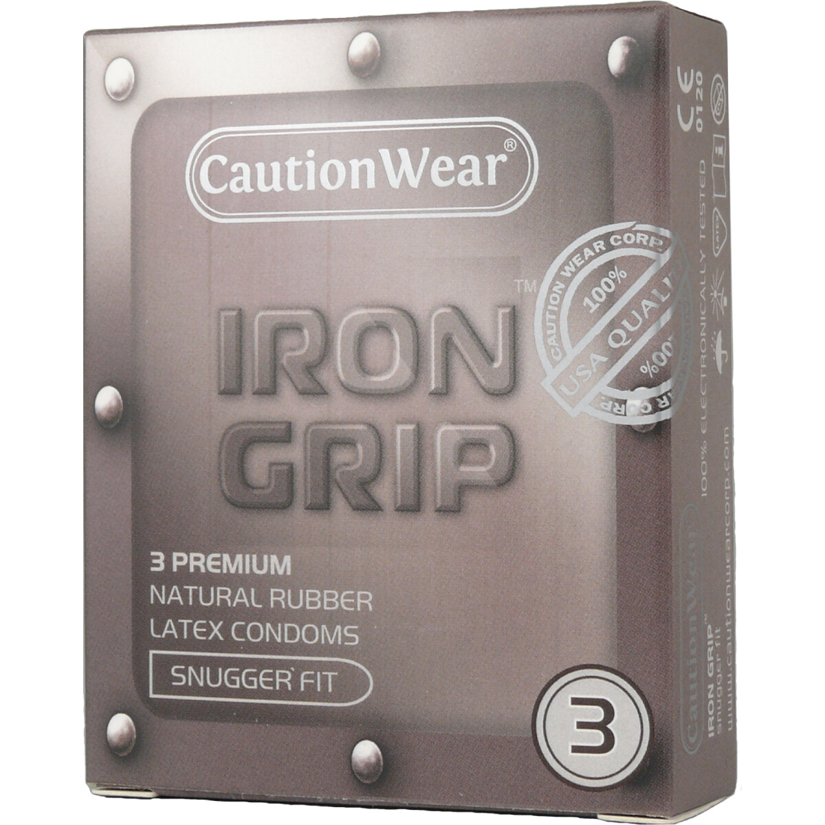 Iron Grip Snugger Fit