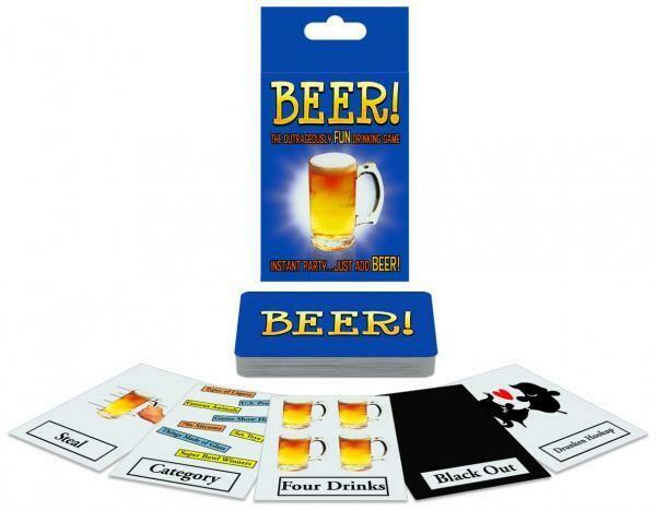 Beer Card Game