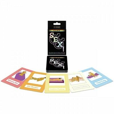 Gay Sex! Card Game