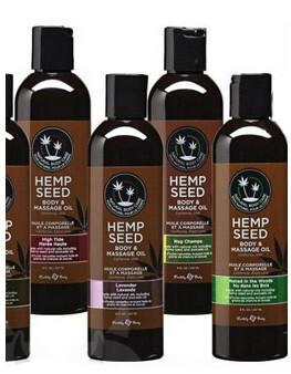 Earthly Body Massage Oil