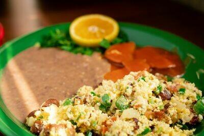 Huevos Picosos (spicy)