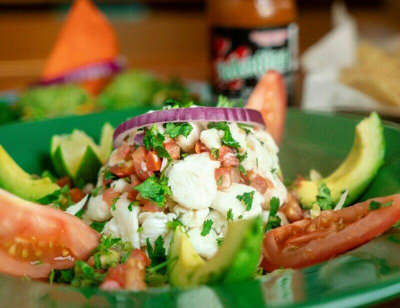 Ceviche Yucatan