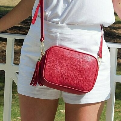Ruby Bag - Red