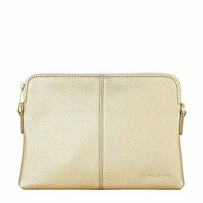Bowery Wallet-Light Gold