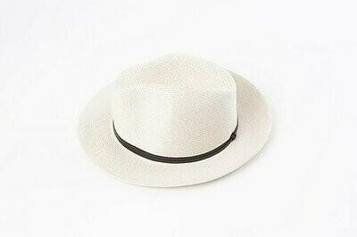 Borsalino Hat - Ecru