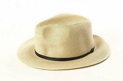 Borsalino Hat - Mastic