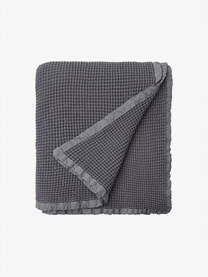 Hepburn Blanket - Ash