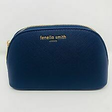 Cosmetic Case -Navy Blue
