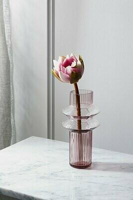 Aswan Vase- Rose (S)
