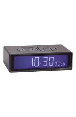 Flip Clock -  Black