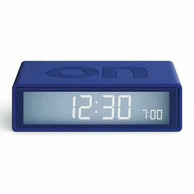 Flip Clock -Blue