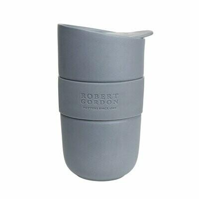 Travel Mug - Matte Grey