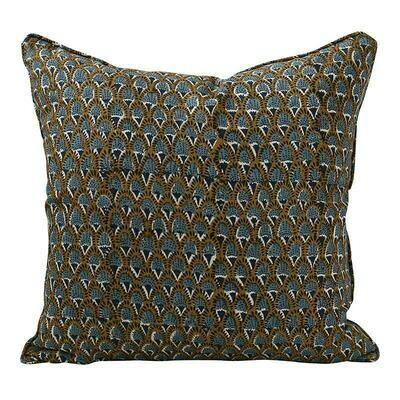 Scopello Tobacco Cushion