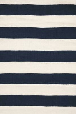 Doormat  - Catamaran Stripe NAVY
