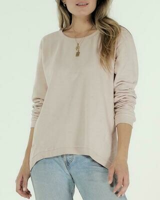 Lucy Sweater - Blush