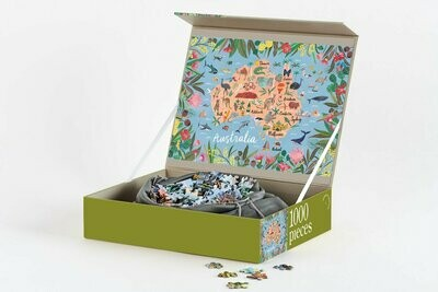 Puzzle - Australia Edition